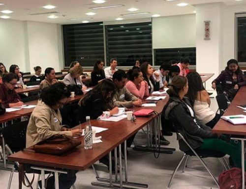 Conferencia ¿es posible disfrutar en el trabajo? – Universidad de los Andes